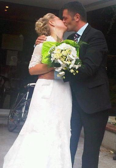 Le mariage de Richard et Olga