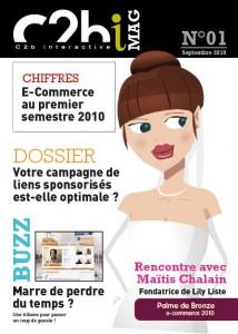 Lily Liste dans le magazine de C2B Interactive