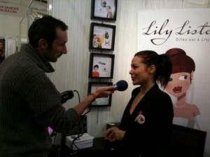 Lily Liste sur France Bleu Orléans