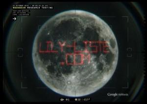 Google fête Lily Liste
