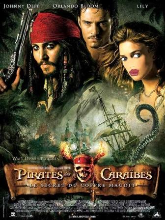 Lily attaquée par des pirates