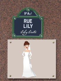 La rue Lily