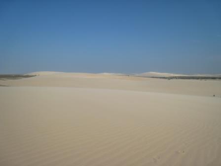 Dune de Jéricocoara