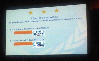 La finale de BFM Académie - Le gagnant