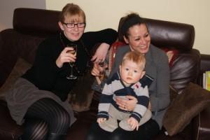 Lancement de Lily Liste au champagne!