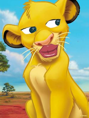 Lily le roi lion